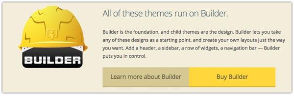 Builder Framework