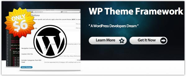 WP Theme Framework